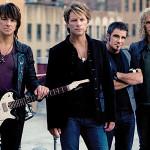 Bon Jovi jsou na čele žebříčku