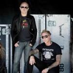 Metallica používá při nahrávání alba tři kytary