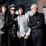 Rolling Stones v čele britské hitparády